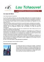 Tchaouvel n°76 – Janvier 2021