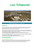 Tchaouvel n°77 – Juin 2021
